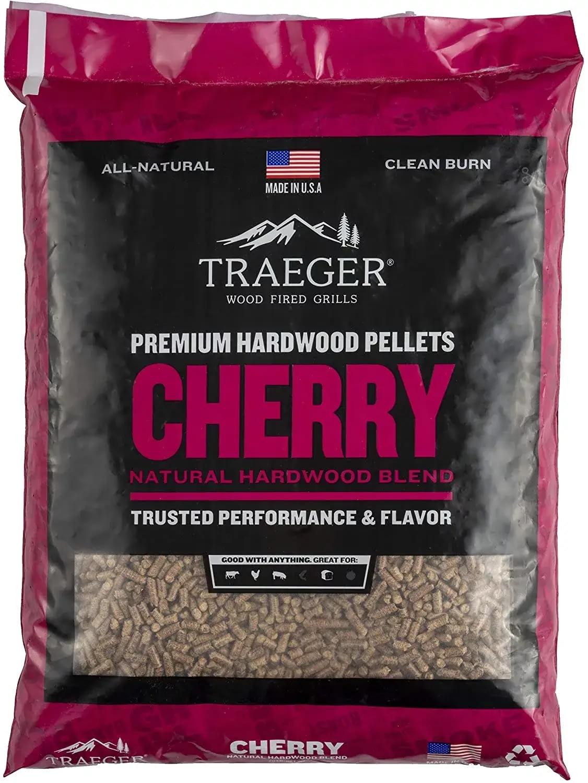Traeger Grills Cherry Wood Pellet