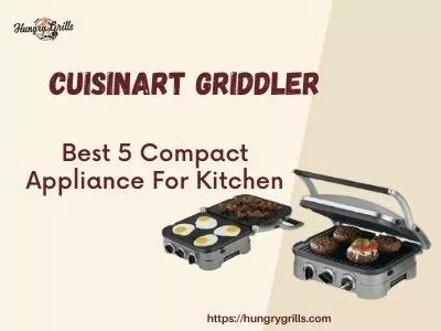 Cuisinart Griddler Review