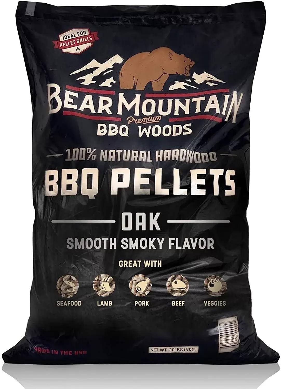 Bear Mountain Oak Wood Pellet