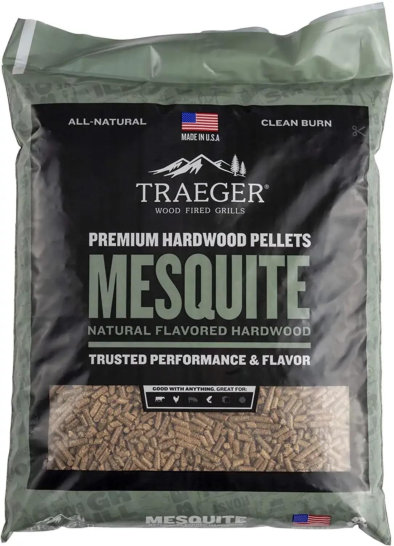 Traeger Grills Mesquite Wood Pellet