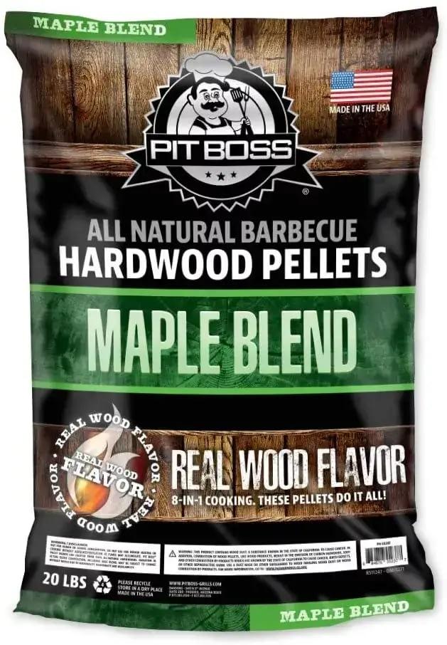 PIT BOSS Maple Wood Pellet