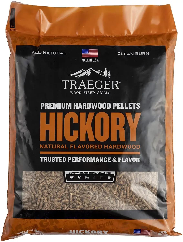 Traeger Grills Hickory Wood Pellet