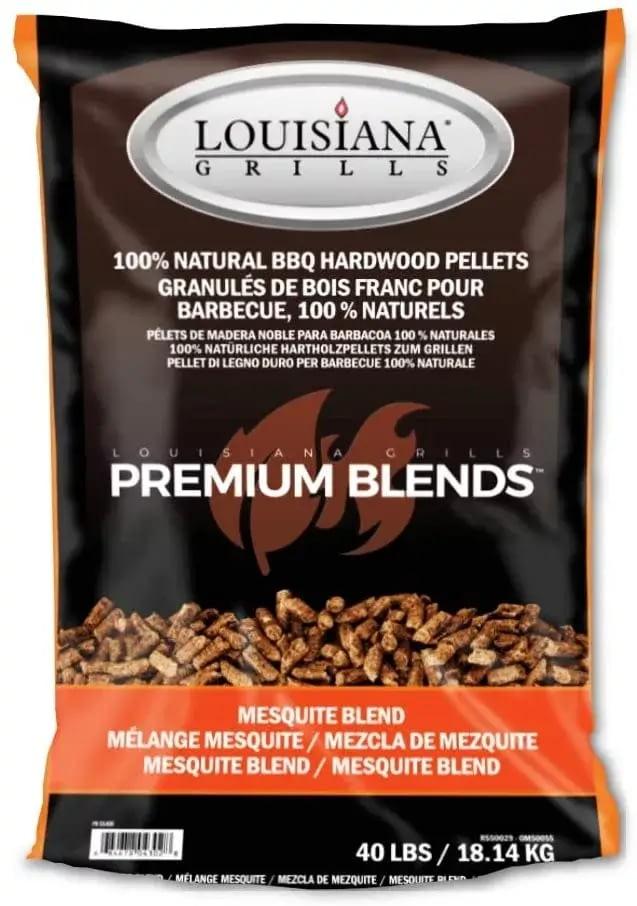 Louisiana Grills Mesquite Wood Pellet